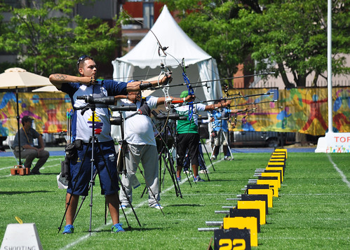 TO2015 Pan Am Games - archery, July 16