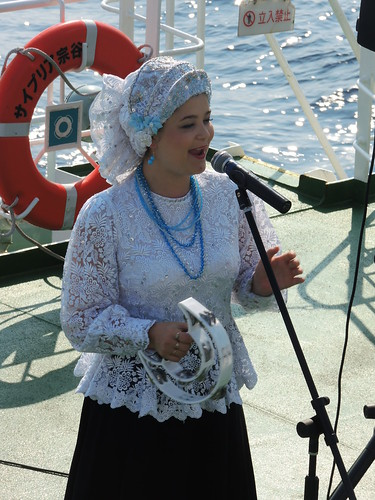 'Russkiy Terem' from Yuzhno-Sakhalinsk 'on board' - JUL 19, 2015 (4)