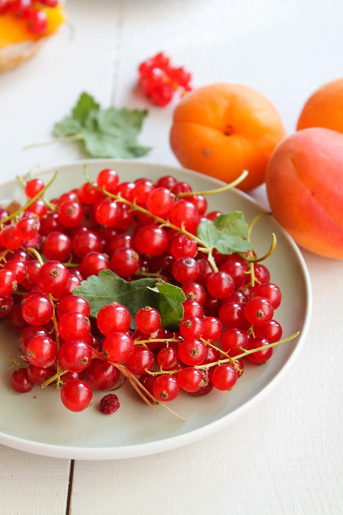 recette de tartelette aux fruits