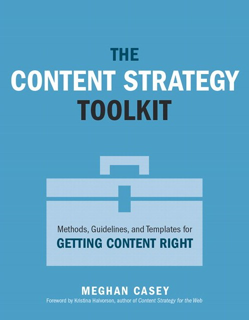 The Content Strategy Toolbox