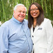 Vernisa Bodison joins Mayor Summey as CEO for the Day