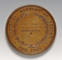 Suydam Medal reverse