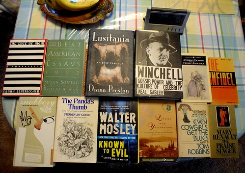 used books bought 8/10/2015