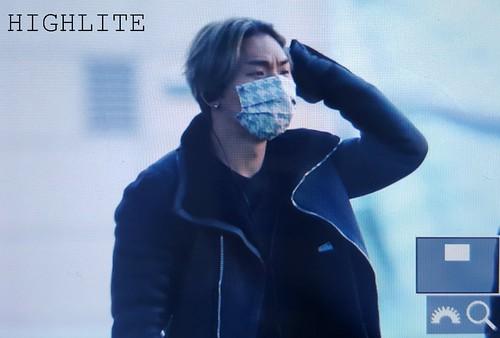 BIGBANG departure Seoul to Fukuoka 2016-12-09 (16)