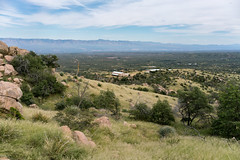 1609 Hijinks Ranch from the Cody Trail