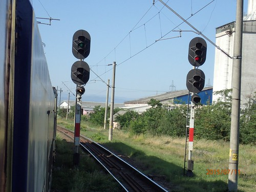 train transylvania cfr 200a starter signal jelző