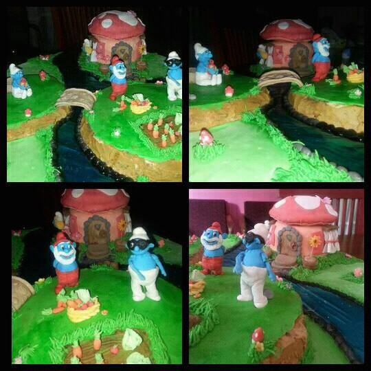 Cake by Fathima Raihana Kamaldeen of Relish Creations