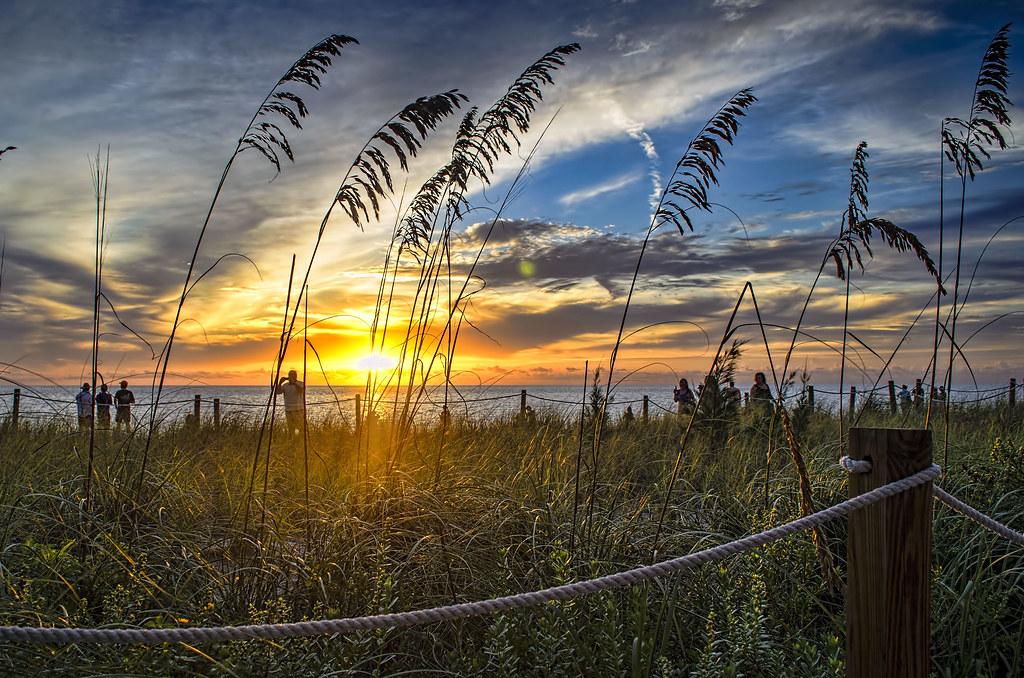 Sunset on Captiva