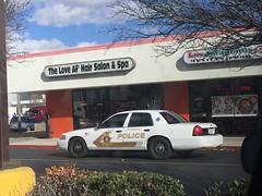 San Bernardino Sheriff ( Victorville Police)