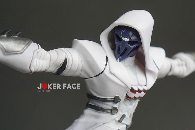 Mô hình Reaper (White Ver.) - OverWatch
