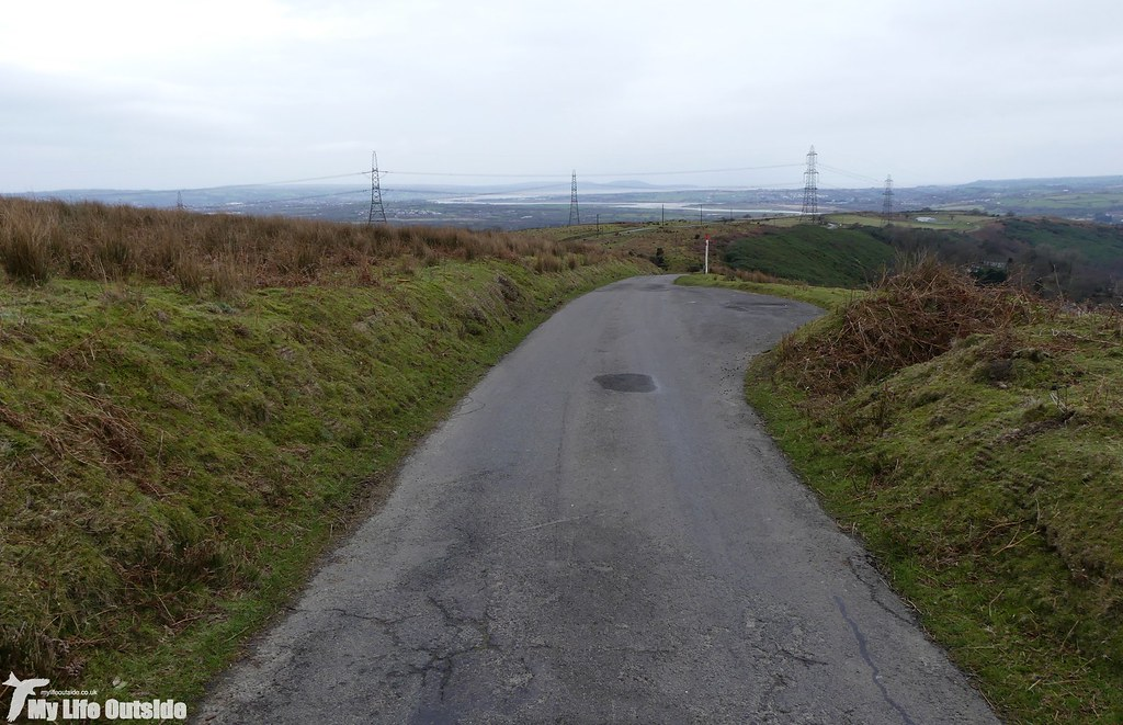 P1060840 - Route of the proposed Mynydd y Gwair wind farm access track