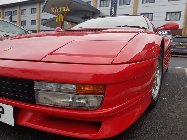 1989 Ferrari Testarossa ZFFAA17C000082062