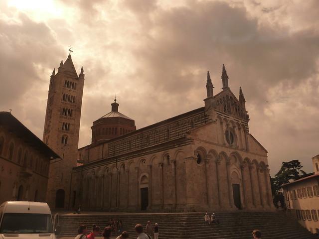 Duomo San Cerbone durch, Panasonic DMC-TZ4