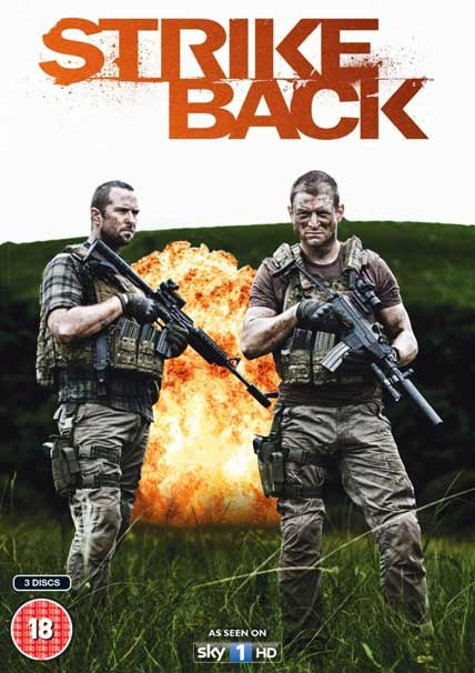 Trả Đũa Phần 5 - Strike Back Season 5 (2015)
