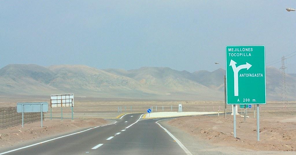 ANF airport, Atacama desert, Region de Antofagasta, Antofagasta, Chile, fotoeins.com