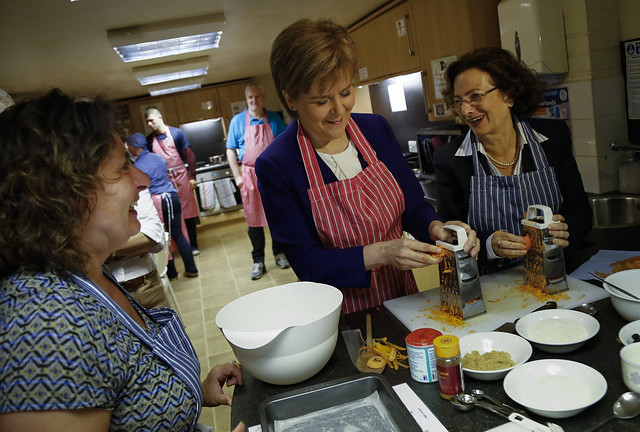 First Minister appoints poverty adviser