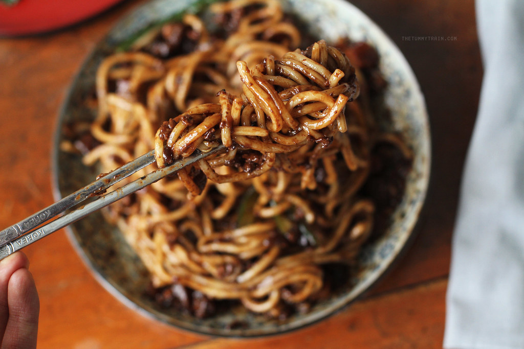 19153784743 1cab239c54 b - Two ways to go crazy for Jjajangmyeon 짜장면