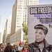big freedia @ herald square, NYC 9/25/13 by wei never sleeps