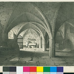 HUNT 8021 The Crypt, Birkenhead Priory 1854