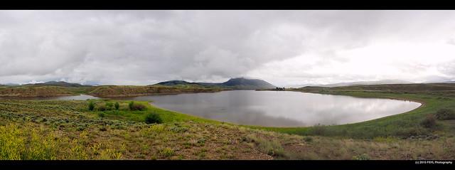 Wolford Water Reservoir