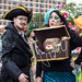 Treasure Chest - Coney Island Mermaid Parade