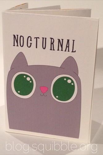 Nocturnal Zine