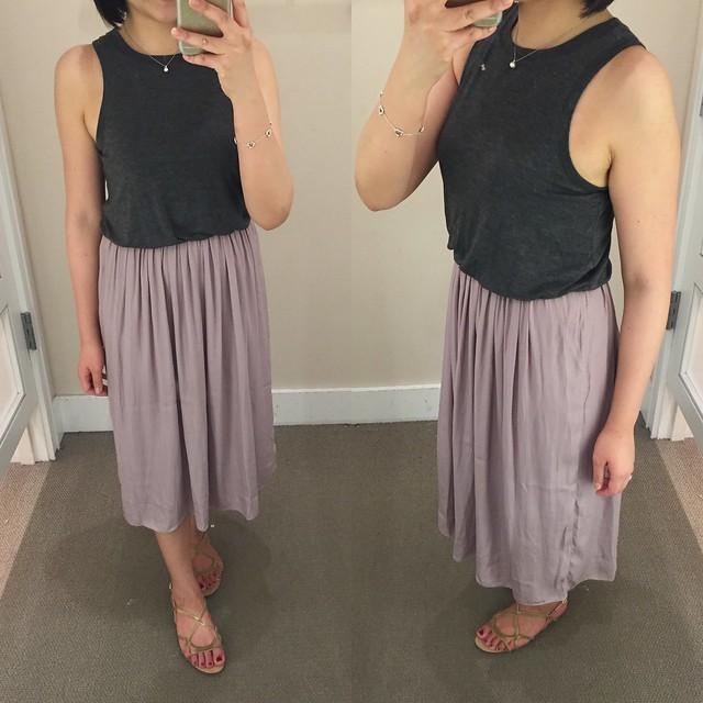 LOFT Duet Dress, size XXSP