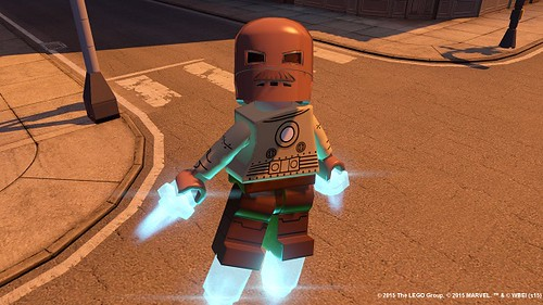 LEGO Marvel's Avengers Iron Stan