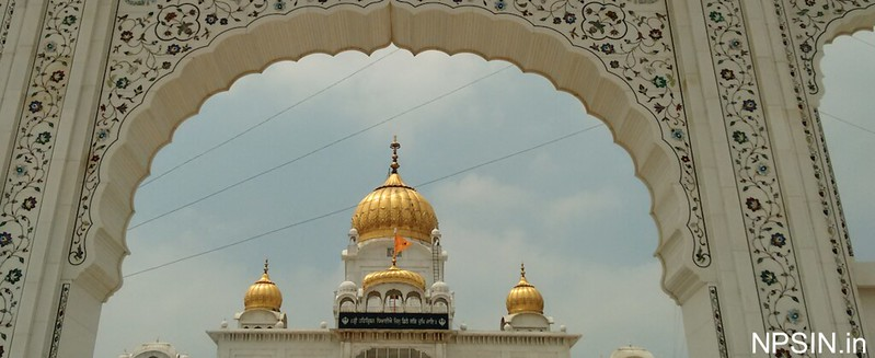 गुरुद्वारा बंगला साहिब (Gurudwara Bangla Sahib) - Connaught Place, New Delhi - 110001
