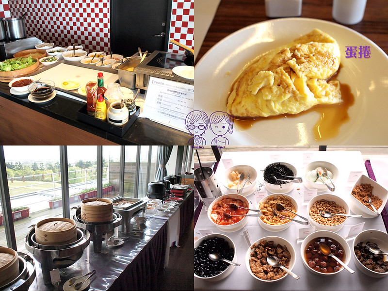 45 南方莊園 早餐