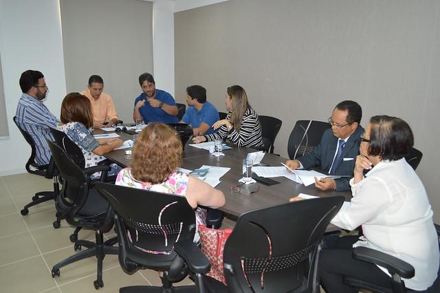 Agenda de Reuniões e Visita - Julho 2015