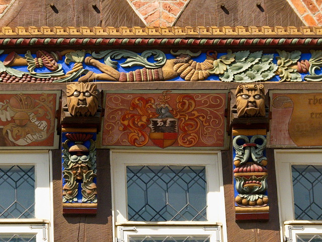 Detail Knochenhaueramtshaus