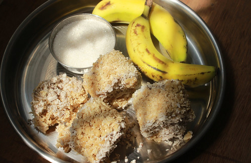 Wheat Puttu