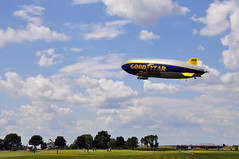 aircraft, aviation, airship, blimp, zeppelin, vehicle, sky, flight,