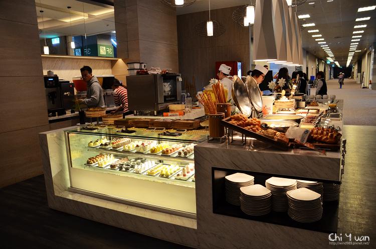 [台北]南港展覽館站。寒舍樂廚,誘惑甜點吃到飽
