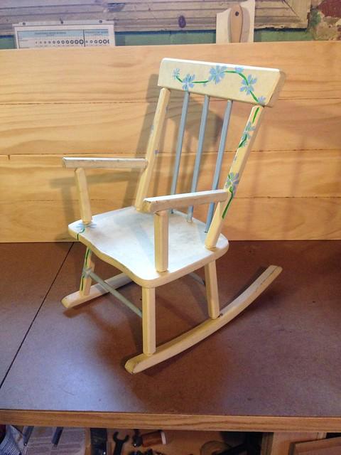 Rocking Chair Rehabilitation