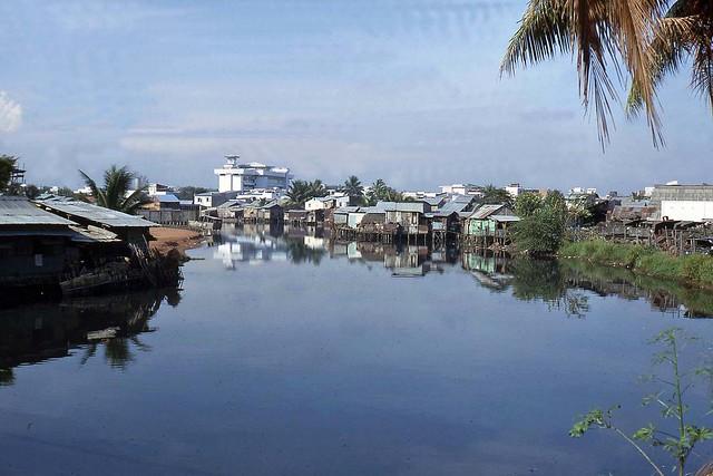SAIGON 1966 - Rạch Nhiêu Lộc - by BJ Crooks