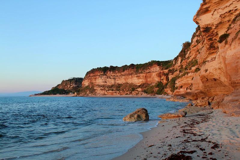 Coast of Calabria