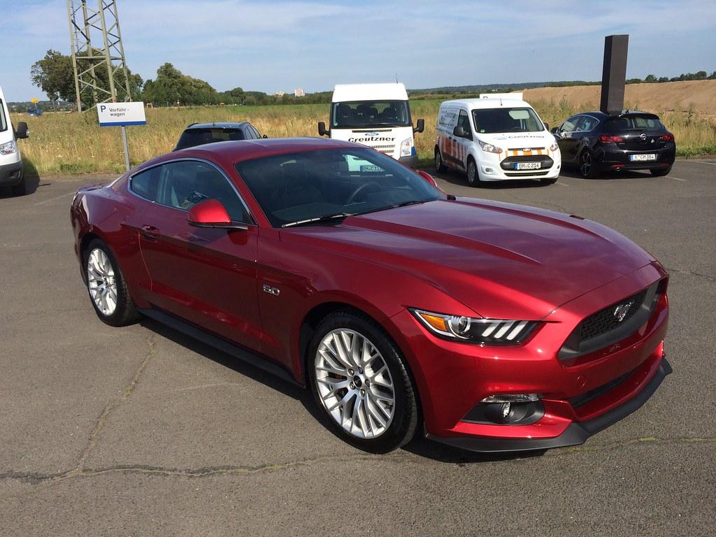 Ruby Rot Bilder Topic Mustang 6 Forum 2015 2019