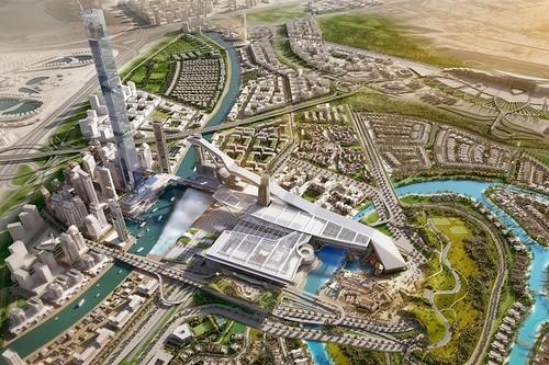 杜拜將建711米全球最高住商大樓 Dubai One