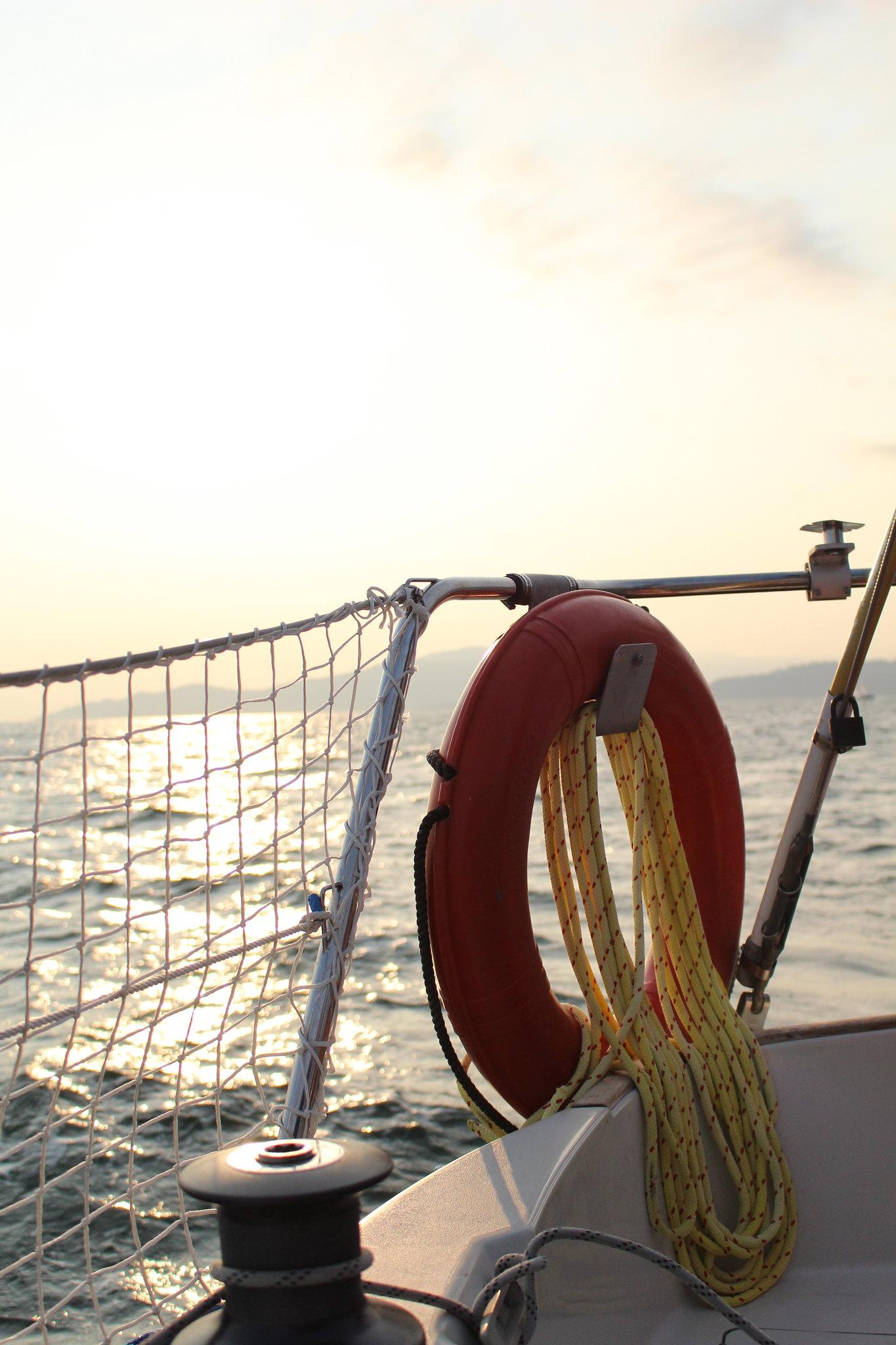 Sailboating 2015