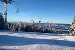 Aktuálně: chumelenice a mráz připraví pravý lyžařský víkend