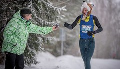 Zimní běh na Blaník byl extrémním závodem