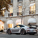 Porsche 991 GT3 RS     GT Silver by Valkarth