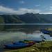 Phewa Lake, Nepal by Stewart Miller Photography