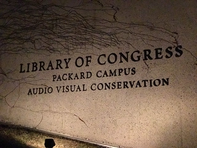 Library of Congress, Packard Campus