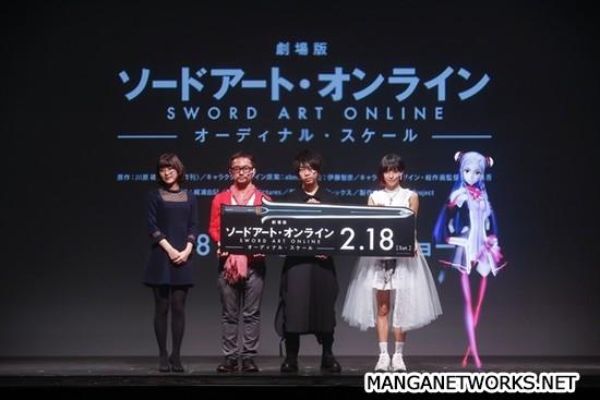 32166694024 32a0f8f9c7 o Công nghệ AR xuất hiện trong sự kiện ra mắt Sword Art Online: Ordinal Scale