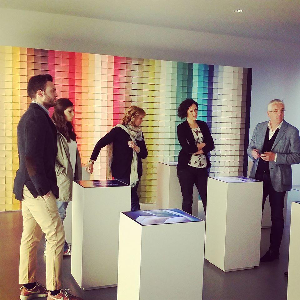 Alla scoperta delle eccellenze del design: visita alla sede centrale di poltrona frau