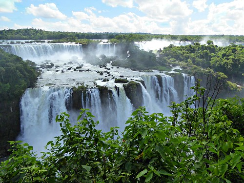 waterfalls of brazil