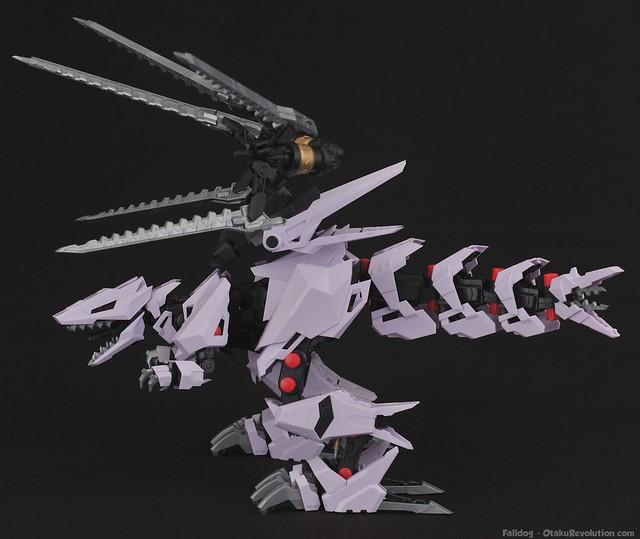 HMM Zoids - Berserk Fury 1